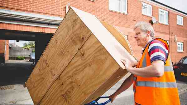 Free furniture delivered to those in need